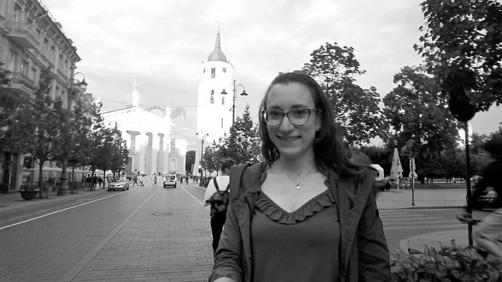Elena Fiorotto: the story of a volunteer in Lithuanian Culture Institute