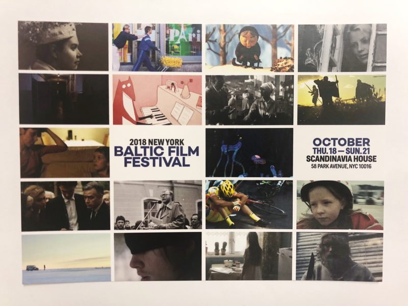 Baltic Film Festival Debuts in New York