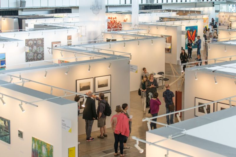 Applications opened for International Art Fair ArtVilnius'16