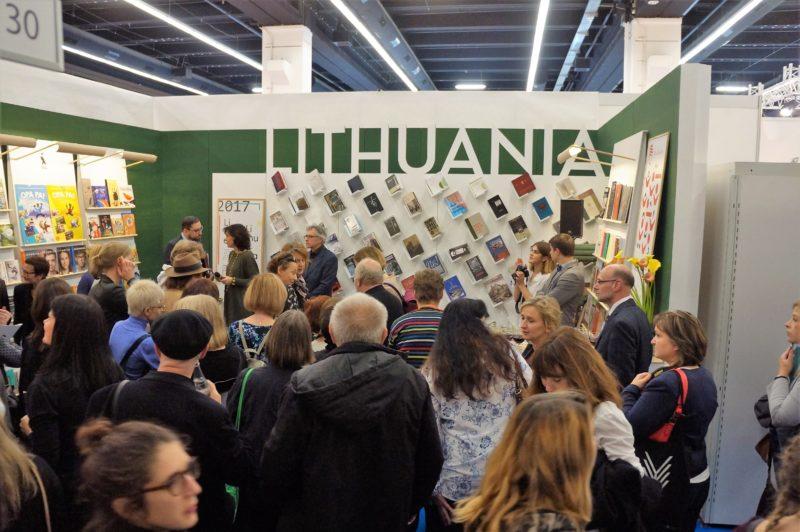 Litauen – Schwerpunktland der Leipziger Buchmesse 2017