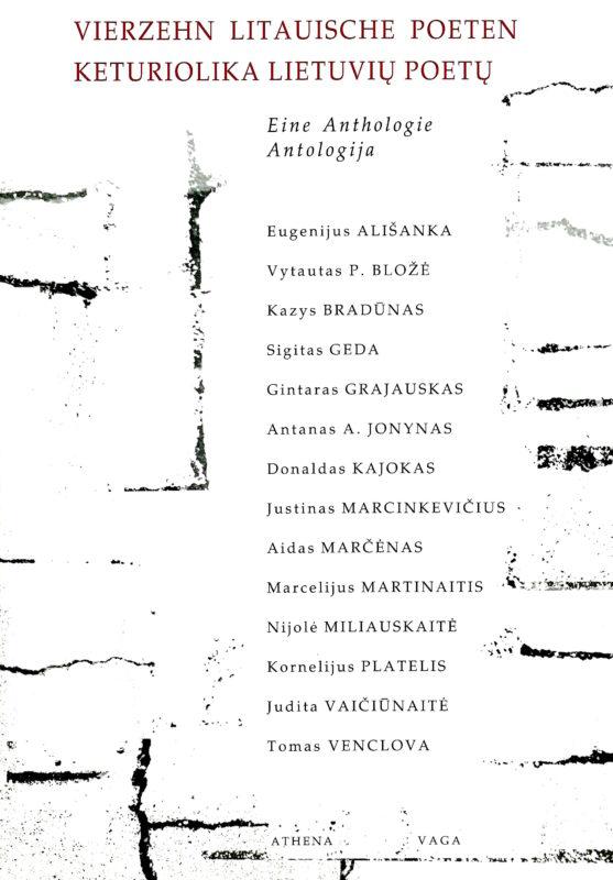 Vierzehn litauische Poeten / Keturiolika lietuvių poetų