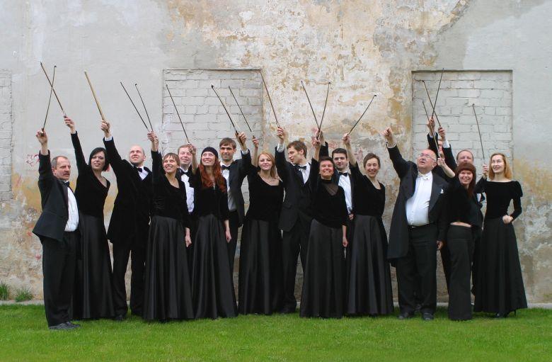 Donatas Katkus & St Christopher Chamber Orchestra