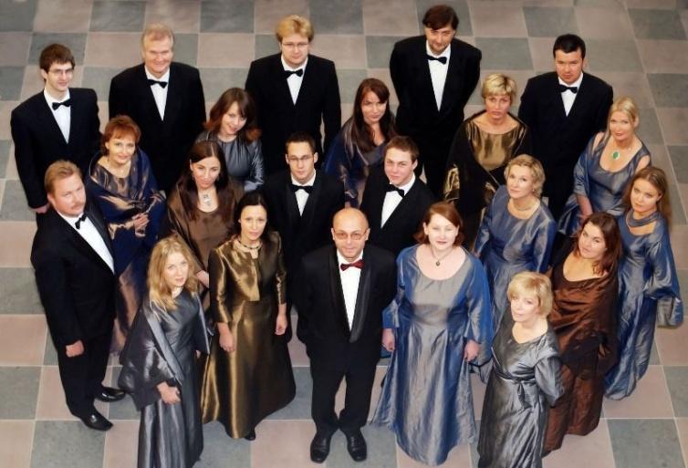 Jauna Muzika Chamber Choir