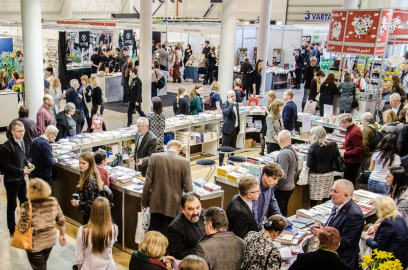 The Vilnius Book Fair Programme is Taking Shape: What Foreign Guests Will We Have?