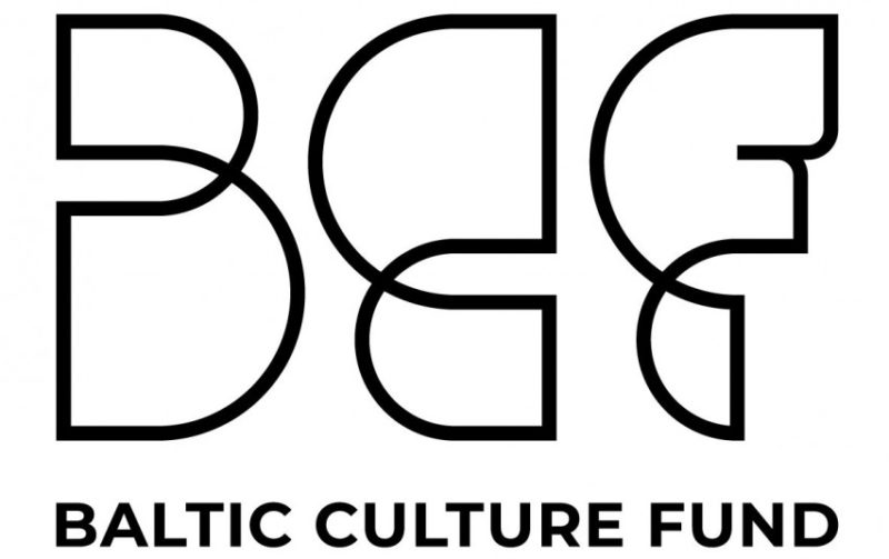 The Baltic Culture Fund Supports Estonian, Latvian and Lithuanian Joint Cultural Projects