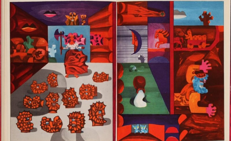Exhibition in India – Children's Book Illustration in Soviet Lithuania (1940-1990): A Journey in Time and Context