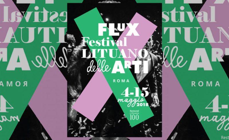 FLUX. Festival Lituano delle Arti