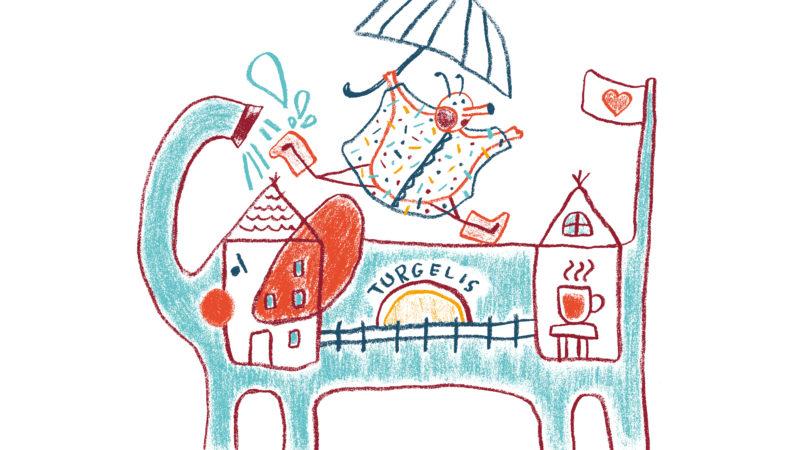 """Peekaboo"" – exhibition of contemporary Lithuanian, Polish, Ukrainian children's book illustrations"
