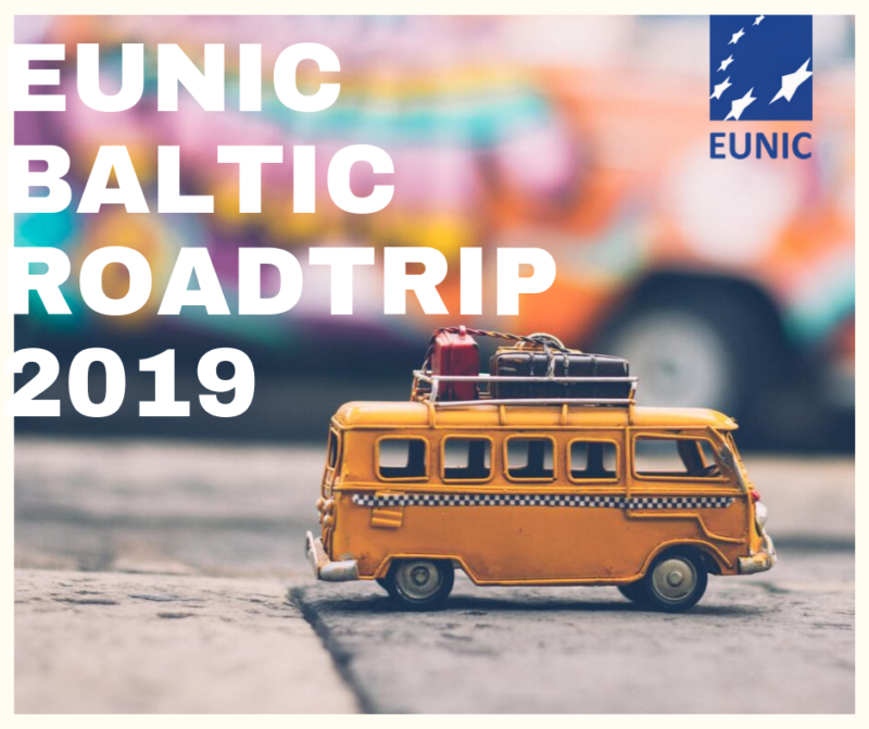 The EUNIC Baltic Roadtrip 2019