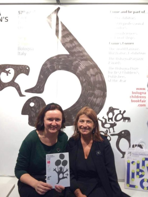 LITHUANIAN FEMALE ARTISTS SHONE AT FRANKFURT BOOK FAIR