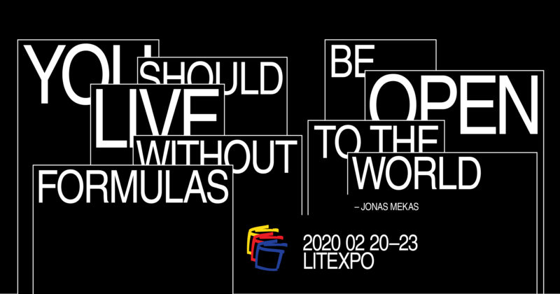 International cultural events at the Vilnius Book Fair 2020