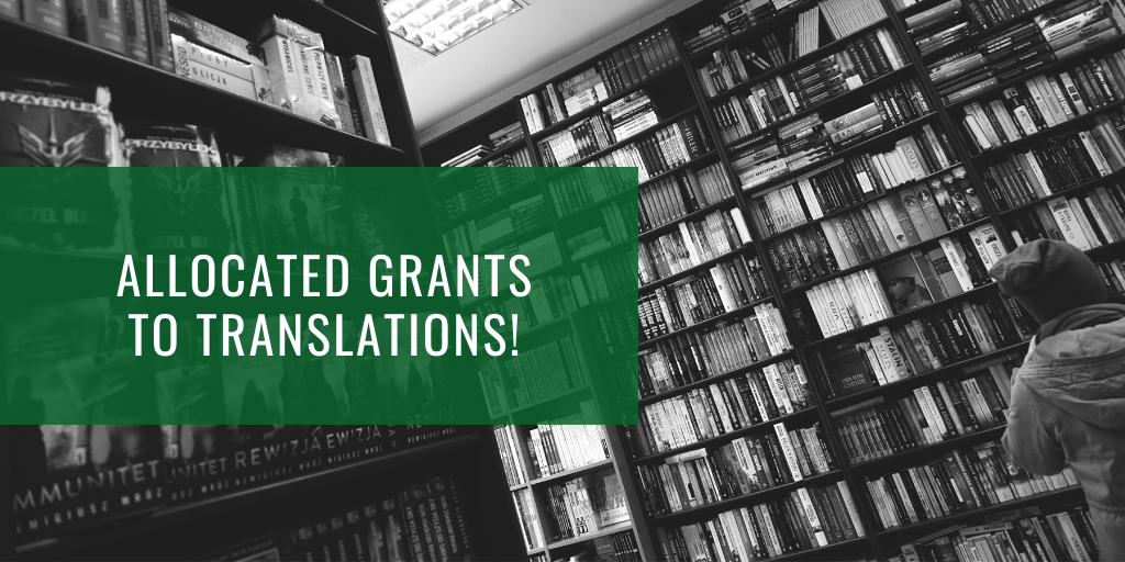 ALLOCATED GRANTS TO TRANSLATIONS