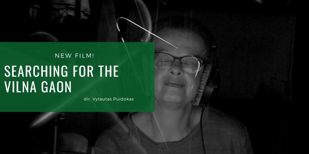 New Documentary on Vilna Gaon!