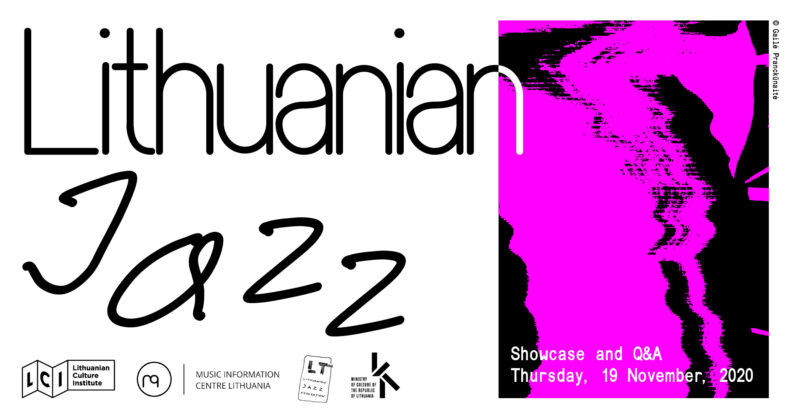 Lithuanian Jazz Showcase and Q&A