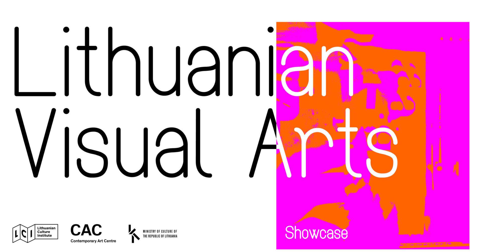 Lithuanian Visual Arts  Showcase