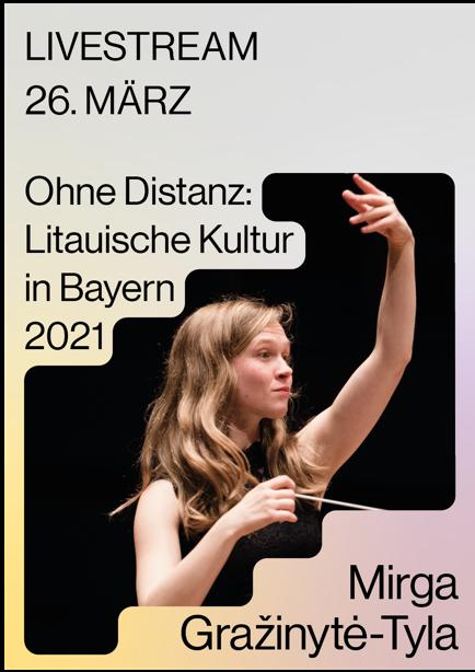 Konzert des BR-Symphonieorchesters unter Leitung von Mirga Gražinytė-Tyla eröffnet Litauisches Kulturjahr in Bayern