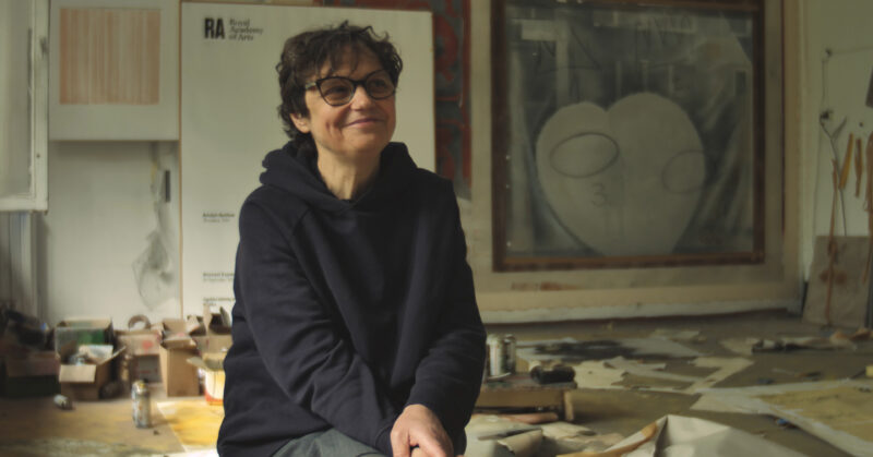 Jewish Vilnius in the Works of Artist Eglė Ridikaitė