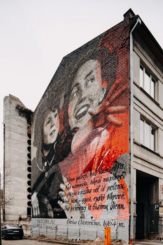 Photo of graffiti
