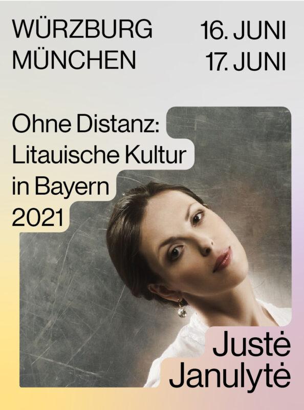 """""""Ohne Distanz. Litauische Kultur in Bayern 2021"""" –  Das neue Orchesterstück """"Apnea"""" der Komponistin Justė Janulytė ist ein Klangkunstwerk über das Atmen"""