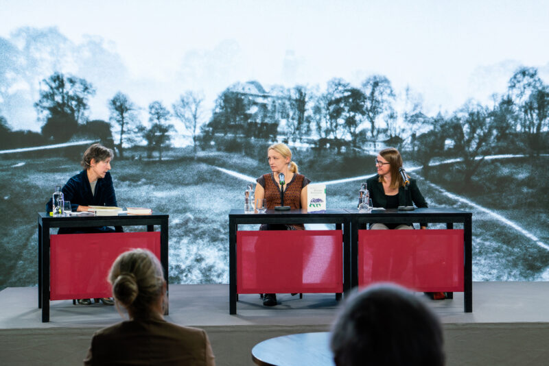 LITHUANIAN WRITERS PRESENTED FOR THE FIRST TIME AT THE MUNICH LITERATURE MECCA