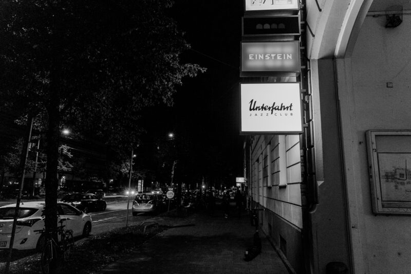 LITHUANIAN JAZZ PLAYED AT THE MOST FAMOUS MUNICH JAZZ CLUB